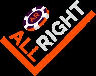 Logo All Right Casino
